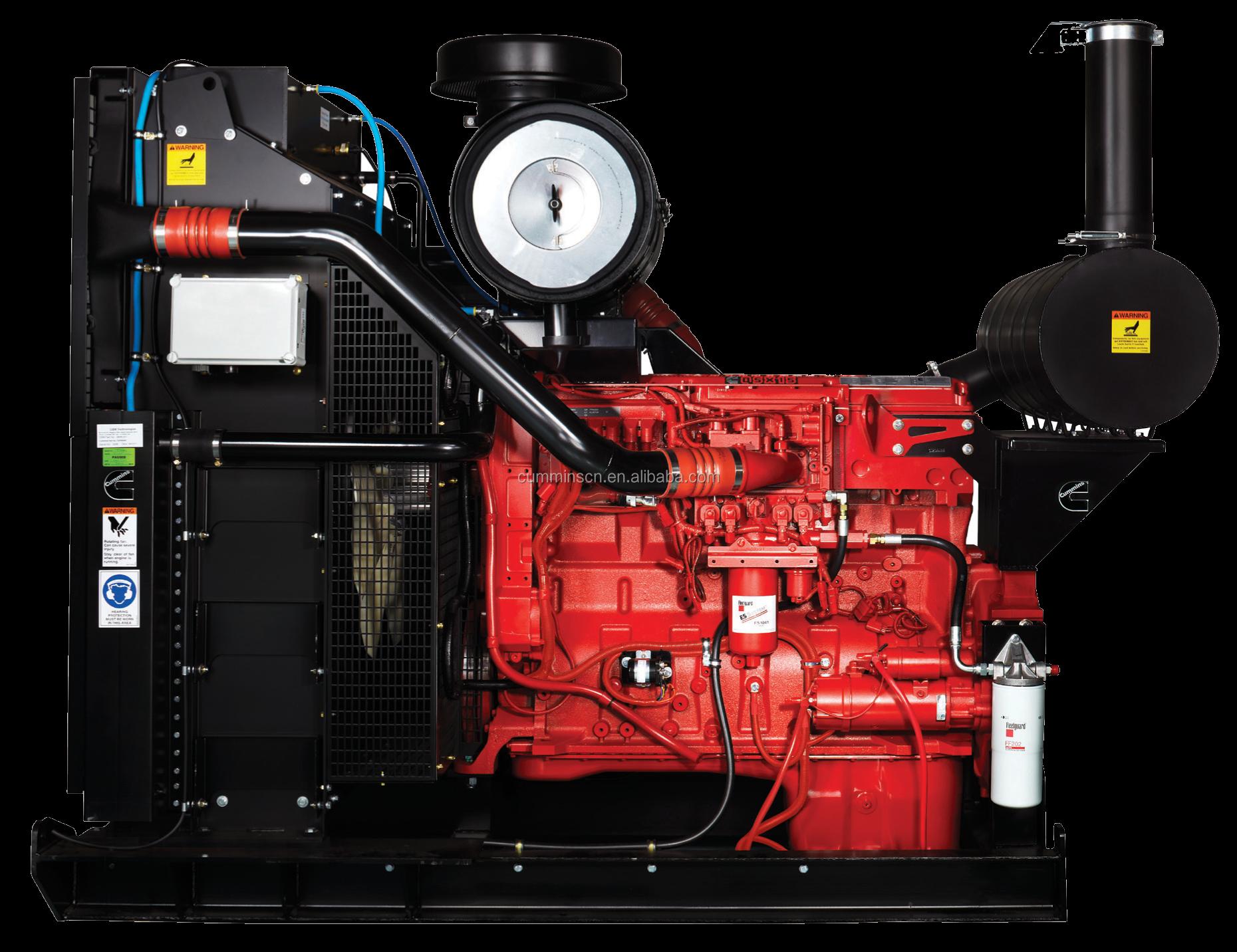 Cummins Diesel Engine QSX15 450HP 525HP 600HP Cummins powerpacks Mine de-watering pumps
