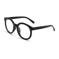 DHK610 2019 hot sell plastic frame fashion oversize women eyewear manufacture cheap brand glasses