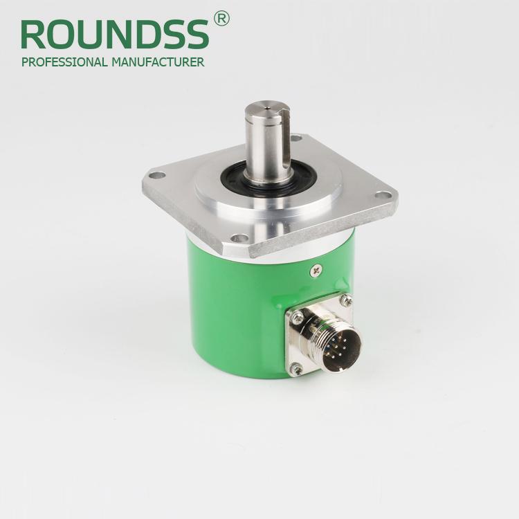 quadrature encoder circuit micro motor encoder optical motor shaft encoder