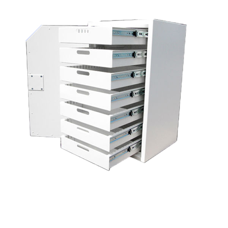 Cost-effective cheap white 7 drawers aluminum stainless steel tool box