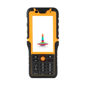 S50V2 Rugged smart phone call industrial PDA Handheld 4.5inch 4G lte NFC LF HF UHF RFID QR code 2D IP67 GPS waterproof