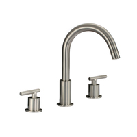 High Demand Products cUPC ISO 9001:2008 Dual Handle Brass Faucet