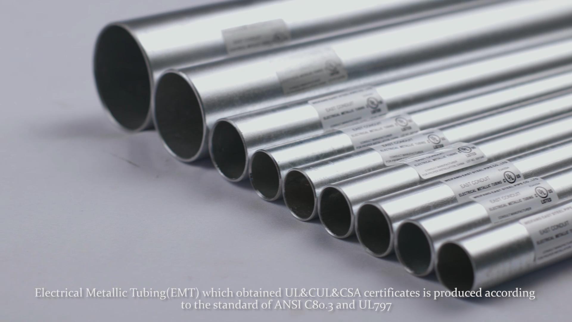 Supplies of ventajas y desventajas de las tuberias emt gi conduit pipe 3 4