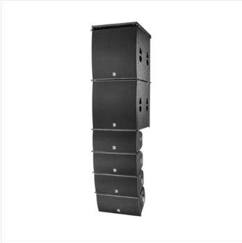 8 inch line array speakers +sound system+line array cvr+professional audio