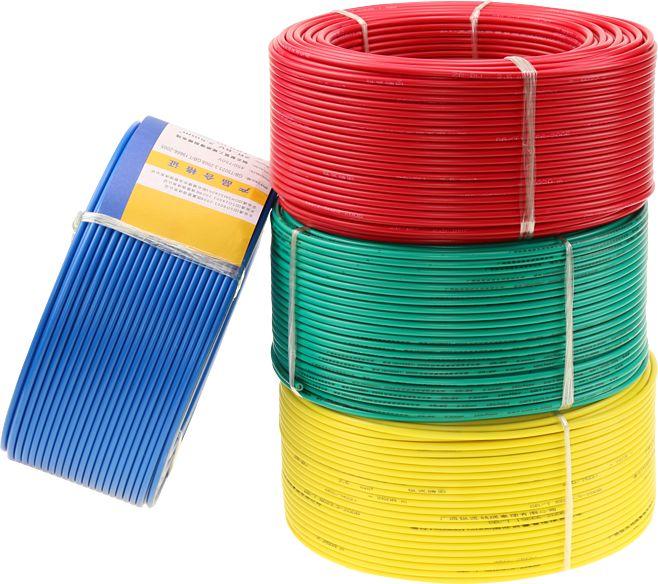 450/750 v pvc-isolierte elektrische kabel draht 3mm