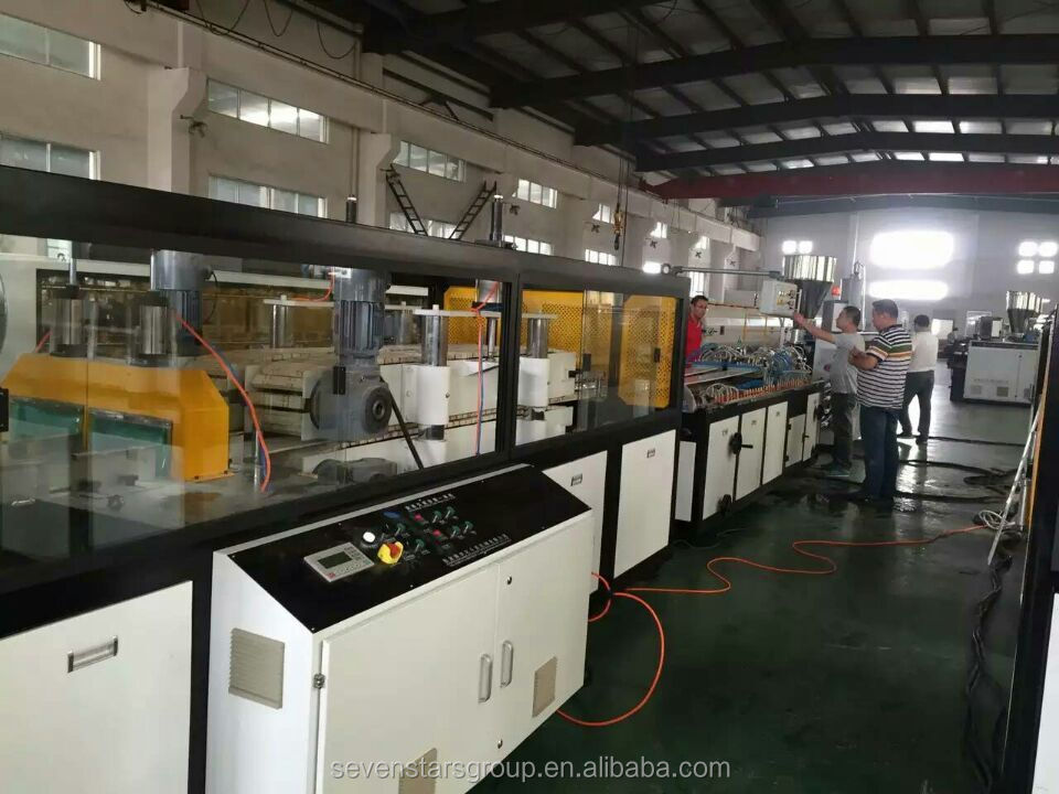 Good price PVC wall panel machine extruder production line