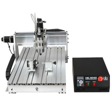 USB <span class=keywords><strong>CNC</strong></span> 6040 2.2KW 4axis router met mach3 controller graveren Freesmachine