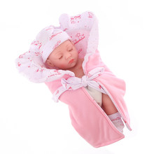 Новинка 10 дюймов bebes reborn baby doll boneca reborn реалистичный ребенок bebe reborn corpo de silicone inteiro игрушки для детей lol omg(Китай)