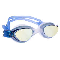 Hot large mask no leaking swimming goggles double lens with Free Protection Case