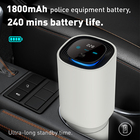 Easycare factory price air cleaner wearable Portable Air Purifiers desk home car UVC air purifier