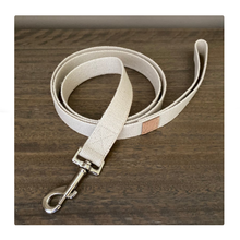 <span class=keywords><strong>Cânhamo</strong></span> Natural Dog Collar Set Chumbo Heavy Duty Canvas Weave Leash Collar Set