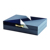 2019 New design luxury custom silk printing wooden leather jewelry gift box