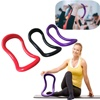Yoga Circle Yoga Stretch Ring Home Women Fitness Equipment Fascia Massage Pilates Bodybuilding Exercise