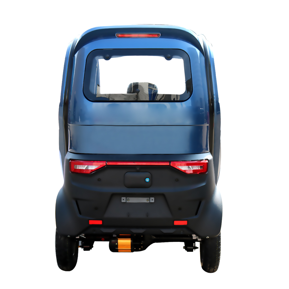 changli The best quality electric four-wheel bus electric vehicle with air conditioning