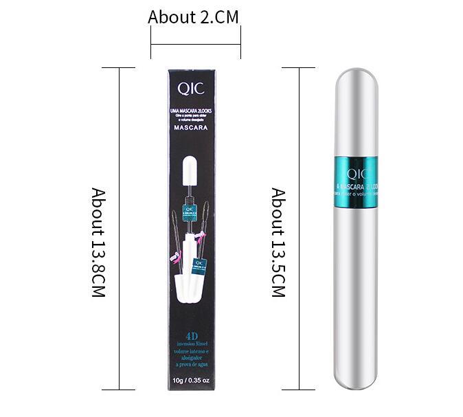OEM private label custom makeup hot selling thick curling waterproof mascara