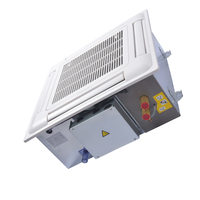 central water chiller fan coil unit air conditioning system with good price