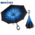 Promotional Manufacturer  Inverted Umbrella with C Handle