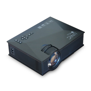 2019 dowlab factory wholesale high lumens multimedia projector led portable projector wireless mini projector UC68