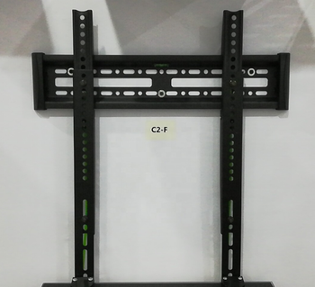 low profile lcd tv bracket tilted led crt tv wall mount