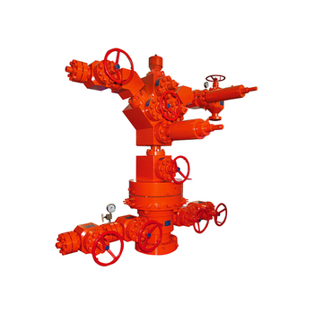 High Pressure Oil Field Christmas Tree / Oil And Gas Xmas Tree / Xmas Tree Drilling From China ...