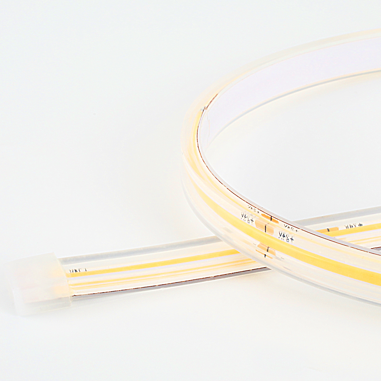 New type top sale shelf warm white cuttable led strip