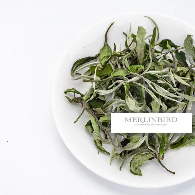 Wholesale Hand-picked Organic Premium White Tea Bai Mu Dan White Peony Loose Leaf Tea - 4uTea   4uTea.com
