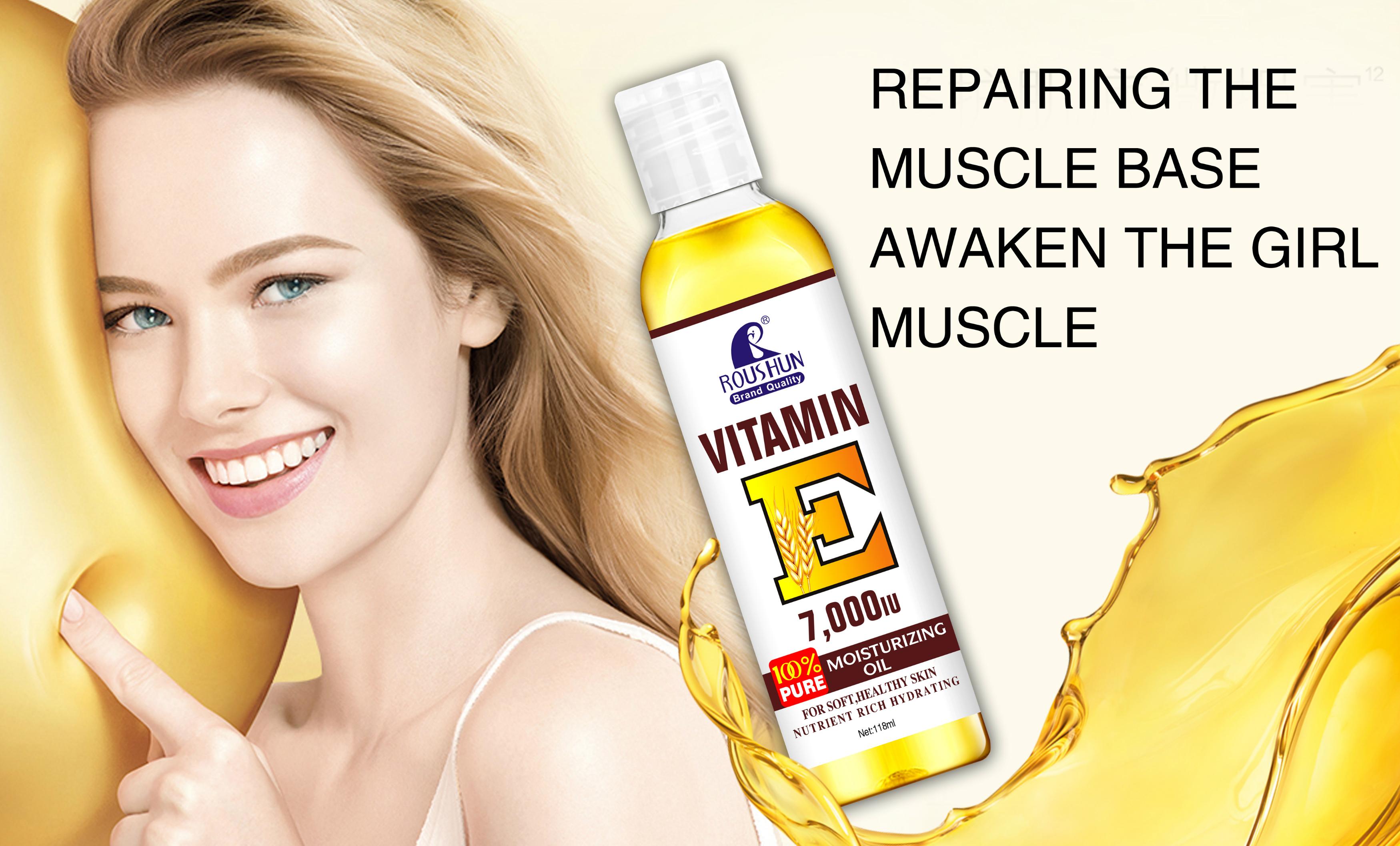 vitamin e body oil