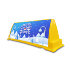 Wholesale plastic light boxes taxi dome light for advertising