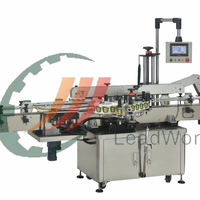 box label applicator for flat bottles bags boxes bag labeling machine fruit canning machine