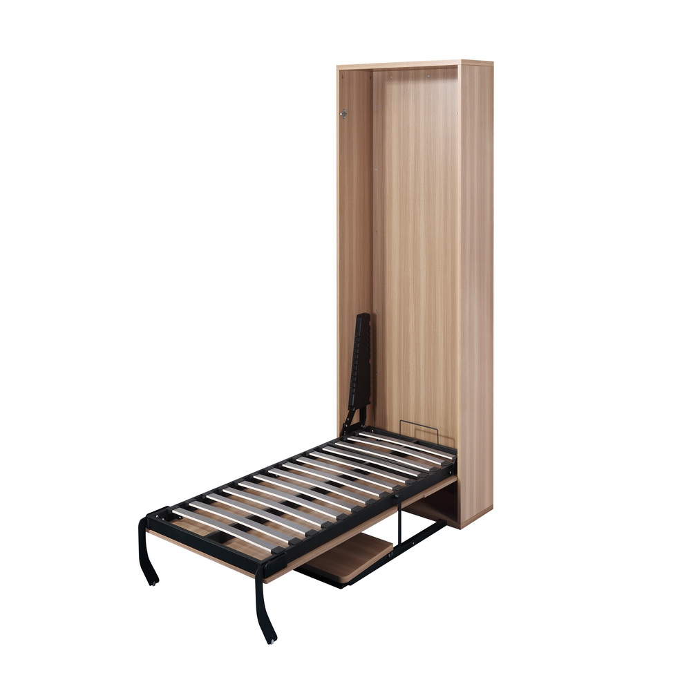 modern new wooden space saving folding wall/murphy bed