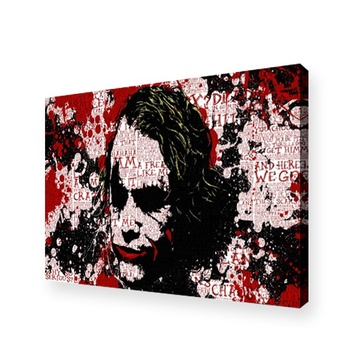 Wholesale Abstract Joker Painting Wall Picture Printed Art Free Sample Buy Abstract Joker Art Painting Wall Art Printing Wall Art Printing Free