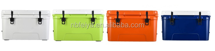 Large 110 Litre durable plastic insulated ice boxes