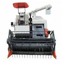 China Manufacturer Agricultural Machinery Kubota Similar Combine Harvesters For Sale