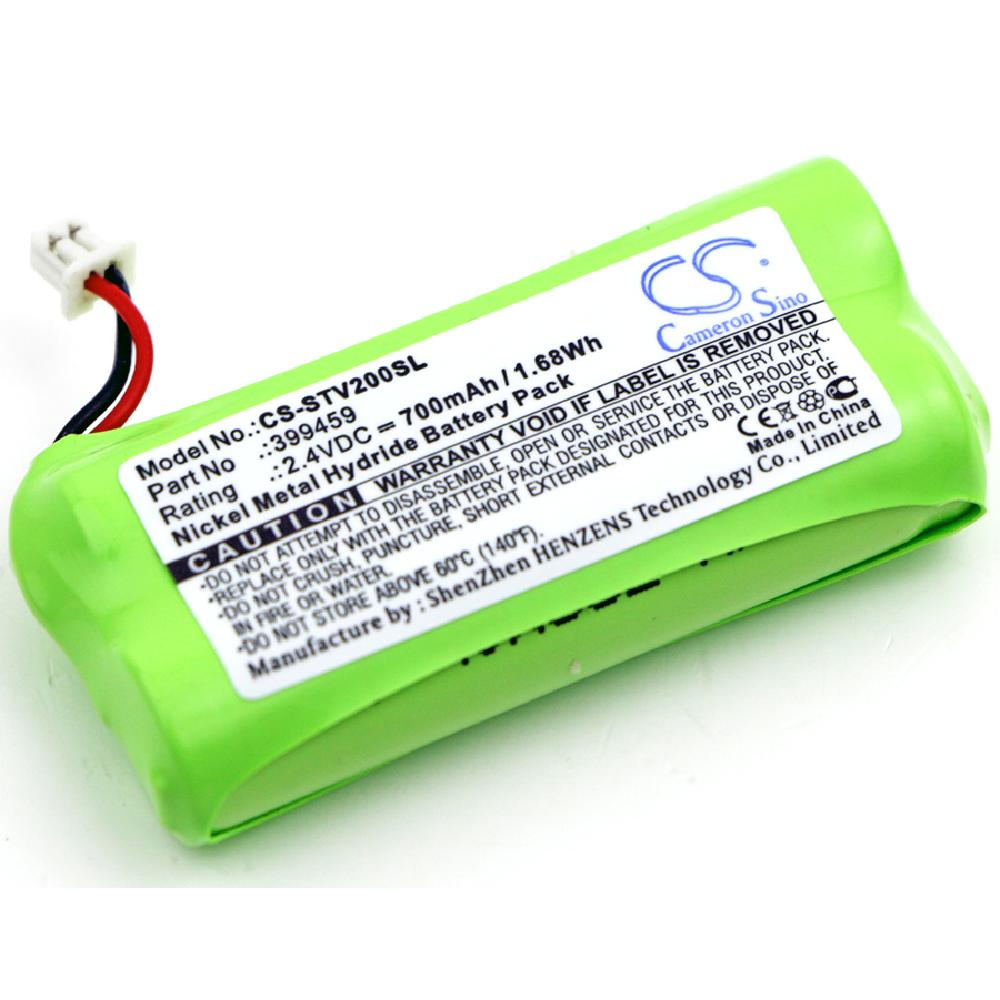 <strong>Battery</strong> Replacement for stageclix Jack <strong>V2</strong> Transmitter 399459