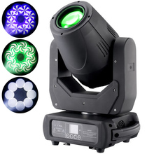 Marslite 150W LED Beam + WASH + จุด 3in1 หัว ZOOM DJ LIGHT