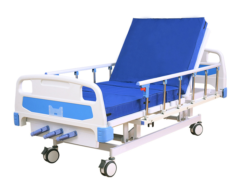One Function Medical Patient Cheap 1 crank manual hospital bed