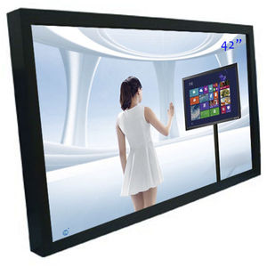outdoor 1000 nit lcd monitor 7 8.4 10 12 .1 13.3 15 17 19 21.5 22 24 27 32 43 49 55 inch Waterproof lcd touch screen monitor