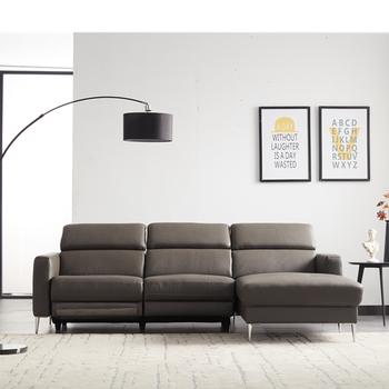 3 Sitzer Liege Abdeckung Aus Echtem Sofas Weiß Couch Leder ...