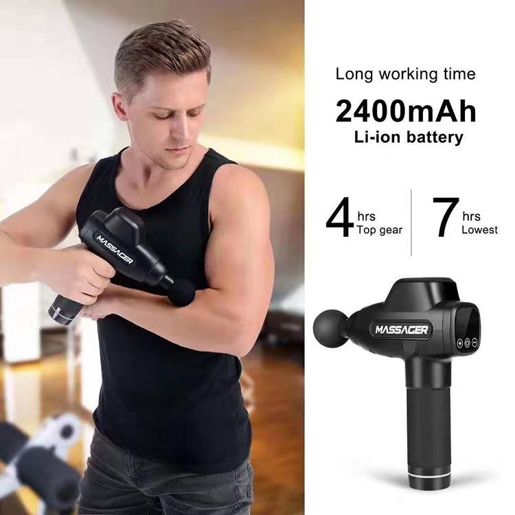 brushless powerful Muscle Massage Gun