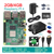 2019 released original Raspberry Pi 4 Model B 4GB/2GB/1GB SDRAM BCM2711 Quad core Cooling Fan Case Box Power Adapter Starter Kit
