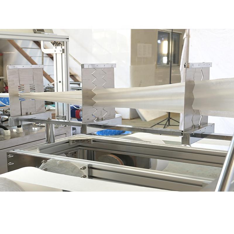 One-Piece wet tissue manufacturer wet tissue machine