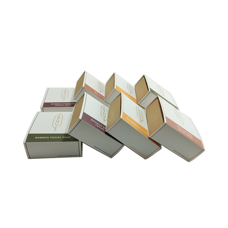 Soap paper box set paper box Paper envelope  packaging corrugated cardboard box