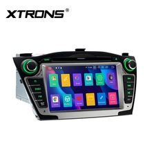 "XTRONS 7 ""Android 10.0 2G RAM Doppio Din Car Stereo per <span class=keywords><strong>Hyundai</strong></span> <span class=keywords><strong>ix35</strong></span> con auto pompa di riproduzione automatica, auto radio gps"