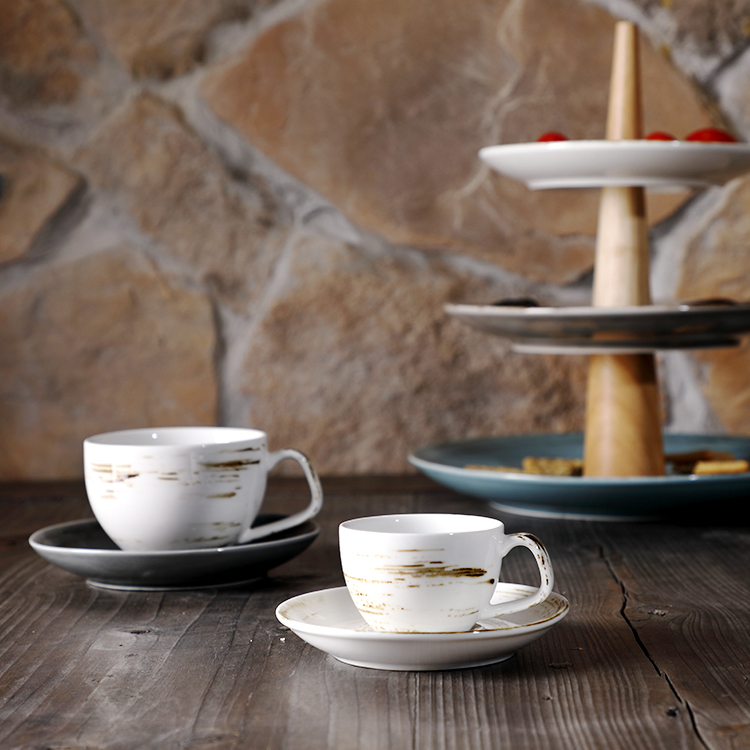 porcelain tea and coffee set