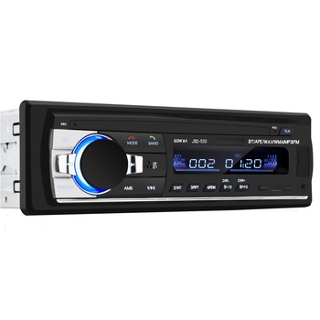 top selling control digital music lamp radio car mp3 player with bluetooth