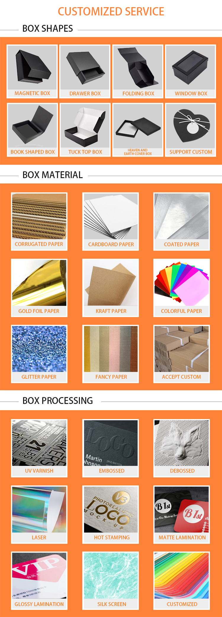 Dezheng Suppliers kraft paper jewelry boxes manufacturers-14