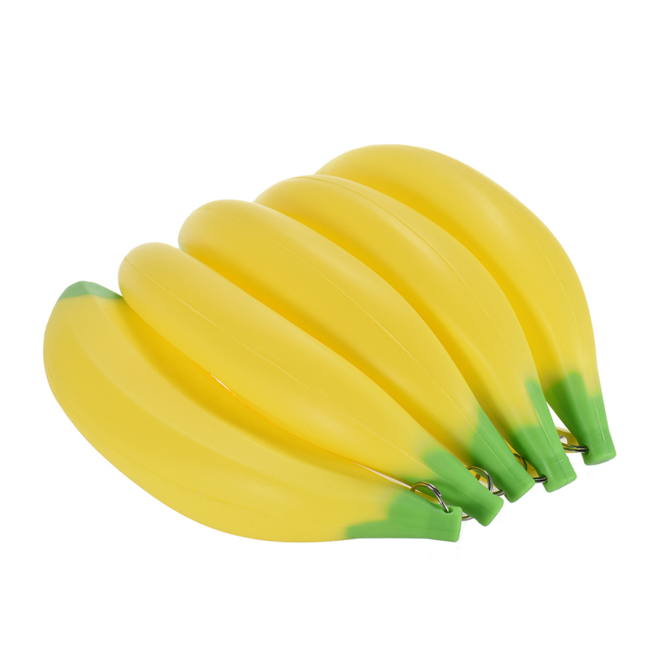 Силикагель кошелек творческих студент карандаш сумка большой емкости для хранения бананов сумка