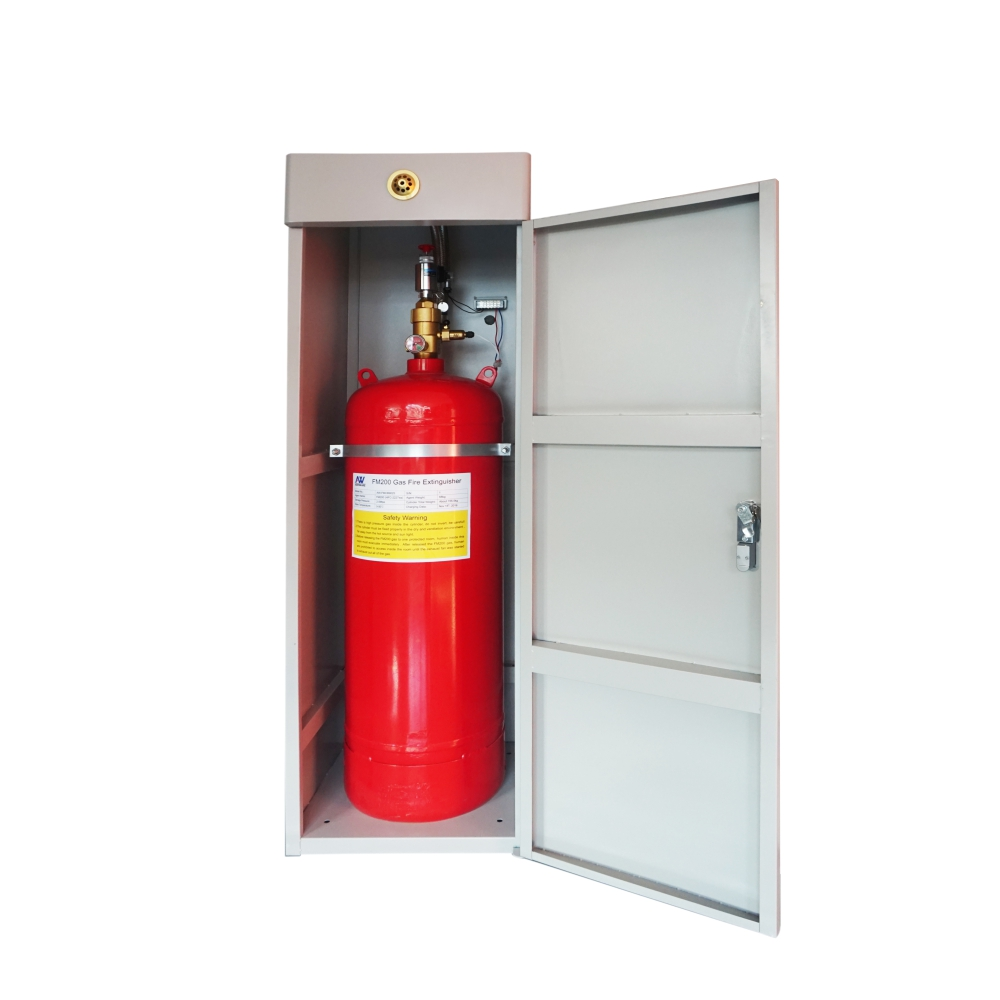 fm200 gas system Fire Extinguisher with free technical support