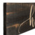 Home Distressed Engraved 16 x 6 Inch Solid Pine Wood Plank Wall Plaque Sign