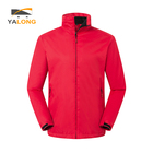 Hot sale OEM windbreak waterproof women men sportswear coat outdoor jacket